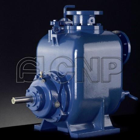 SP — Малозасоряемые самовсасывающие насосы для сточных вод
