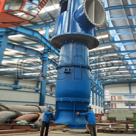 VTP, VTC, VTM, VTA, VTG — Полупогружные вертикальные турбинные